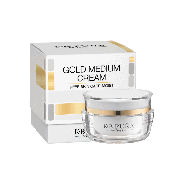 Gold Cream Medium
