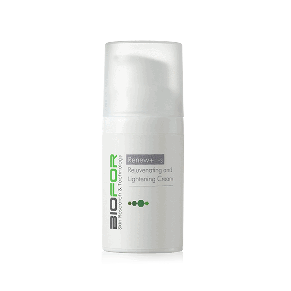 rejuvenating lightening cream